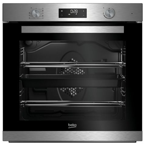 Beko BIE32300XP Stainless Steel Electric Single Oven