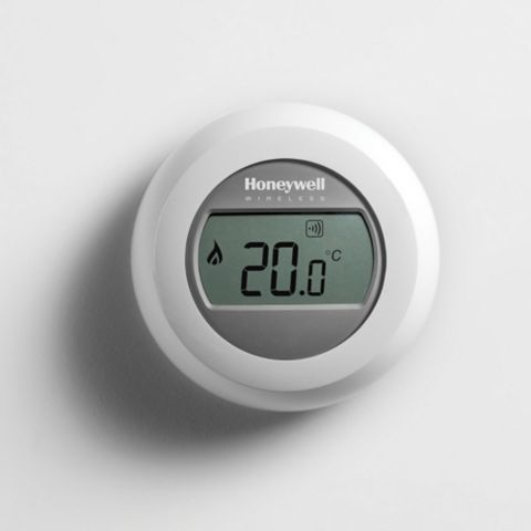 Honeywell Wireless Single Zone Thermostat