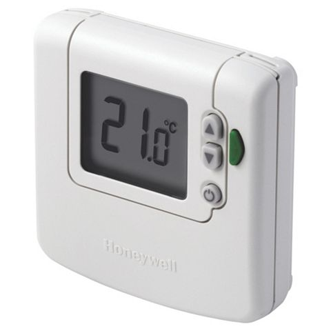Honeywell White Digital Room Thermostat (H)92mm (W)90mm