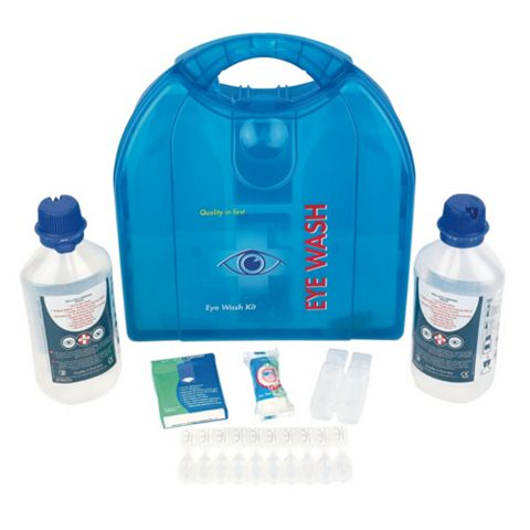 Wallace Cameron Eyewash Kit, 290 mm