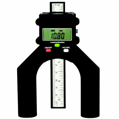 Trend S/GAUGE/1 80mm Digital Depth Gauge