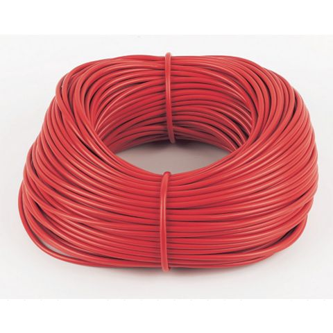 4mm Red Sleeving
