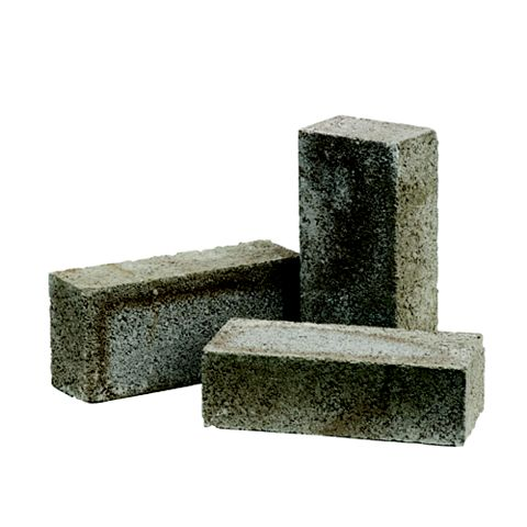 B&Q Concrete Concrete Common Brick (H)65mm (W)103mm (L)215mm