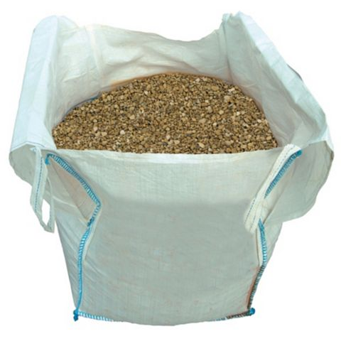 B&Q 20 mm Gravel Bulk Bag