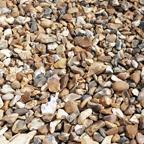 B&Q Solent Gold Decorative Stone 790000G
