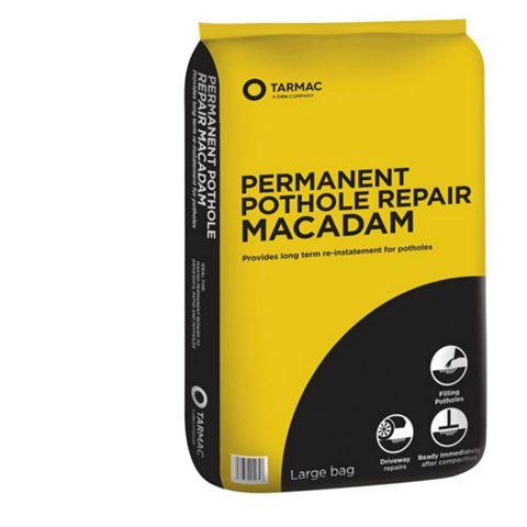 Tarmac Ready to Use Cempak Macadam Black 25 kg Bag