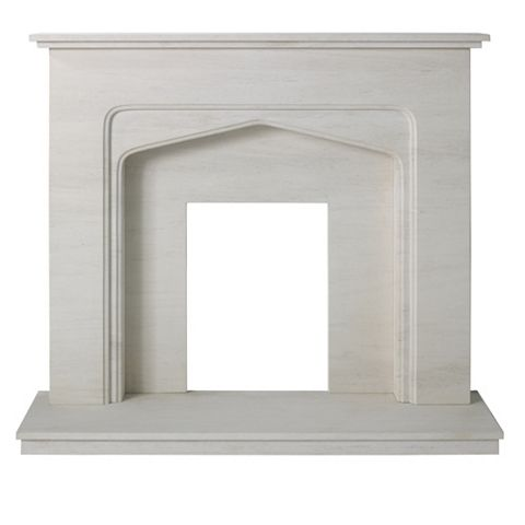 Oslo Limestone Fire Surround Set