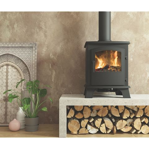 Be Modern Ohio Solid Fuel Stove, 5 kW