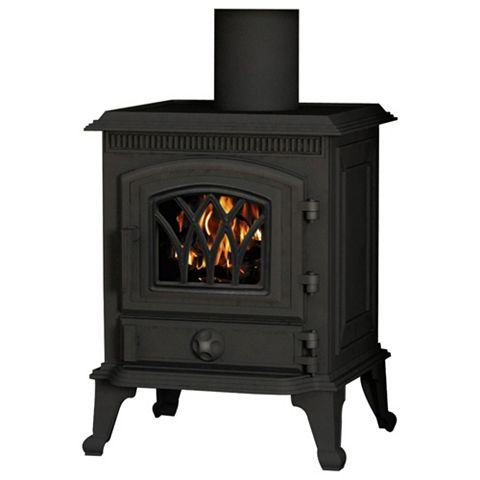 Be Modern Windsor Solid Fuel Stove, 5 kW