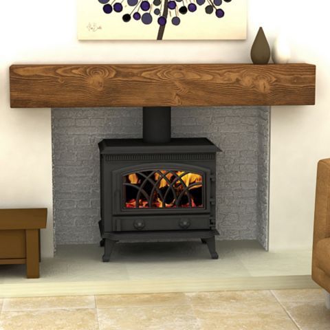 Be Modern Windsor Solid Fuel Stove, 7 kW