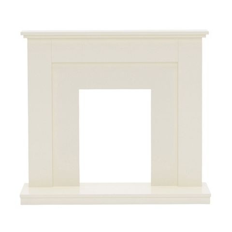Deltona Almond Fire Surround