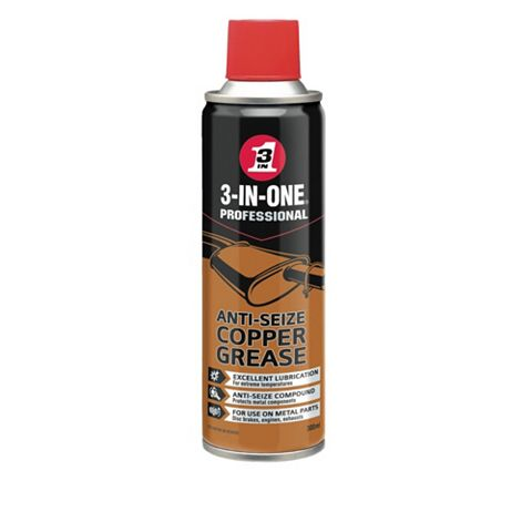 3 In 1 Copper Grease, 300ml