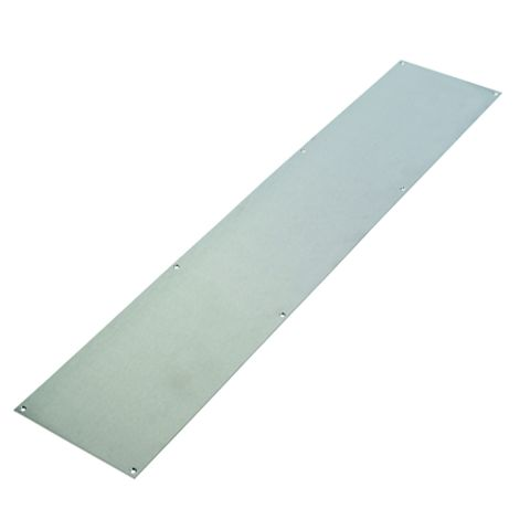 Eclipse Stainless Steel Kick Plate, 762 x 152mm