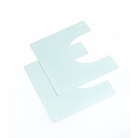 Baxi Solo Roof Cover Plate 70/110mm