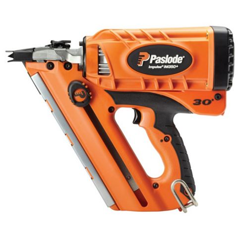 Paslode 6V 1.2Ah Ni-Cd Gas Framing Nailer, IM350+