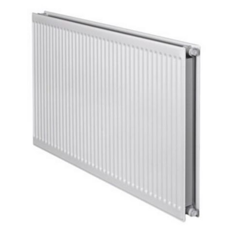 Barlo Round Top Type 21 Double Plus Panel Radiator, (H)600 (W)1600mm