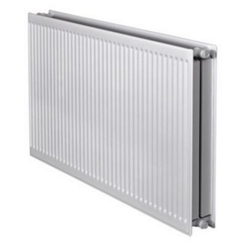 Barlo Round Top Type 22 Double Panel Radiator, (H)600 (W)500mm