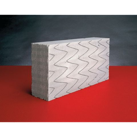 Celcon Aerated Block (H)100mm (W)215mm (L)440mm
