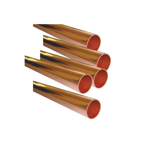 Mueller Copper Tube (Dia)22mm (H)68mm (W)90mm (L)3m