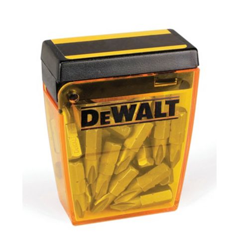 DeWalt #2 Screwdriver Bit 25mm, Pack of 25