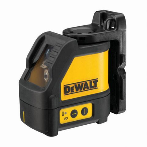 DeWalt 10 M Cross Laser Level