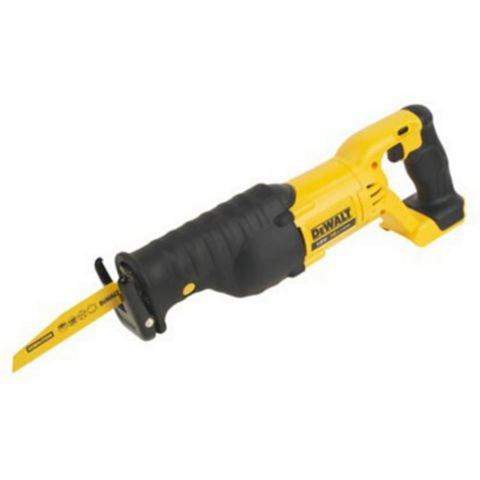 DeWalt XR 18V Cordless Reciprocating Saw DCS380N - BARE