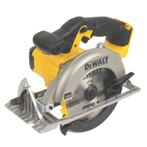 DeWalt XR 18V 165mm Cordless Circular Saw DCS391N-XJ - BARE