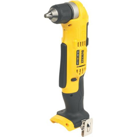 DeWalt 14.4V Angle Drill Driver Batteries Not Included, DCD720N - BARE