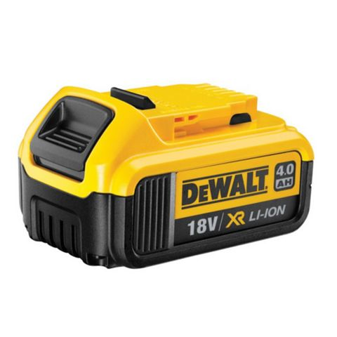 DeWalt 18 V Li-Ion 4 Ah Battery