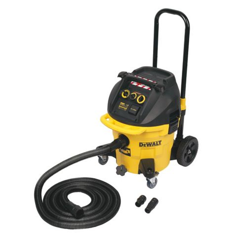 DeWalt Corded 110V Dust Extractor DWV902M-LX