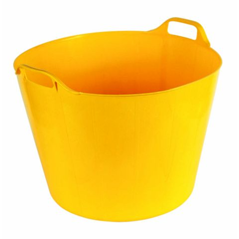 Yellow Flexi Tub, Pack of 2
