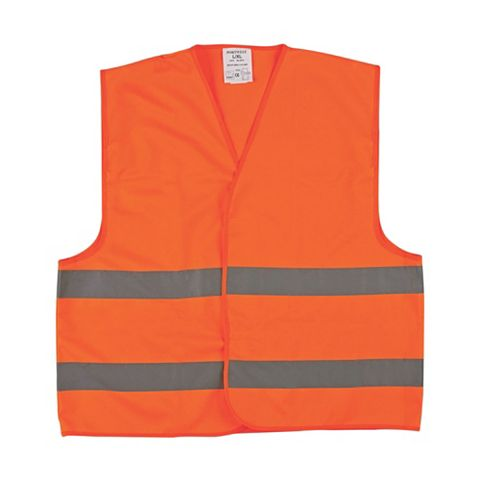 Portwest Hi-Vis Waistcoat Small/Medium