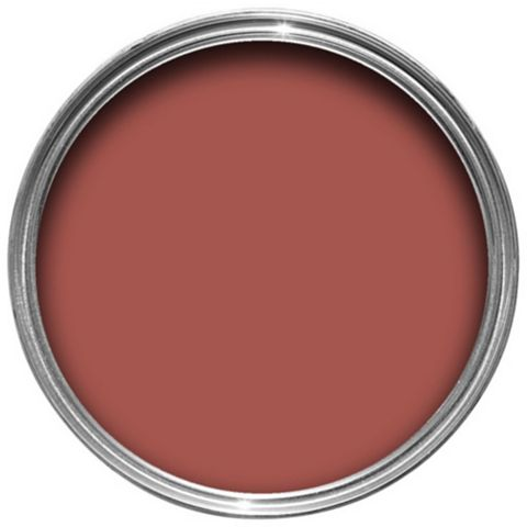 Craig & Rose Authentic Period Colours Red Barn Flat Matt Emulsion Paint 2.5L