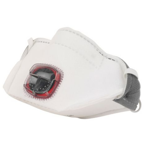 JSP Horizontal Fold Flat Dust Mask