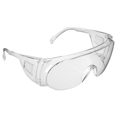 JSP Clear Martcare Safety Glasses