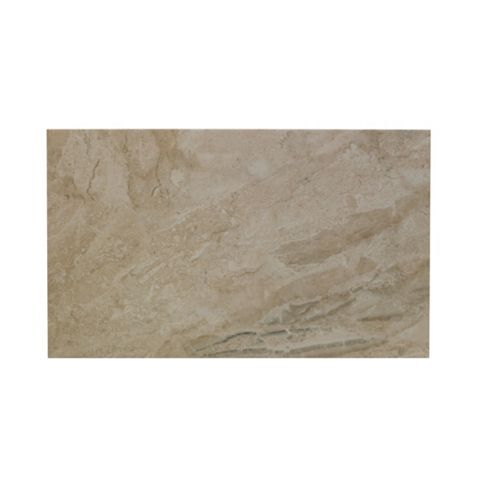 Haver Sand Ceramic Wall & Floor Tile, Pack of 6, (L)498mm (W)298mm