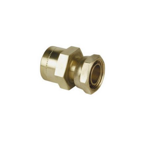 Conex Compression Straight Tap Connector (Dia)15 mm
