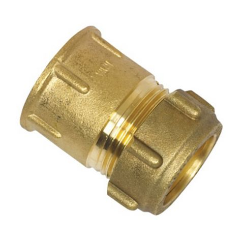 Conex Female Straight Connector 22mm