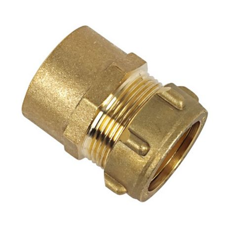 Conex Female Straight Connector 28mm