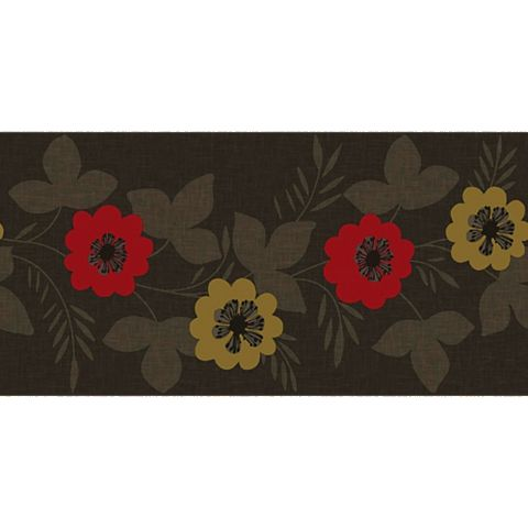 Arthouse Bloom Multicolour Floral Border