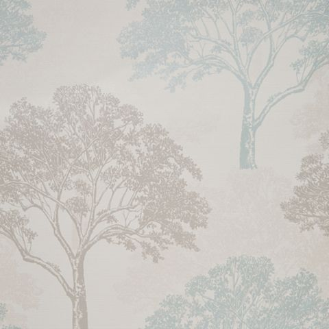 Sophie Conran Alderwood Trees Glitter Wallpaper