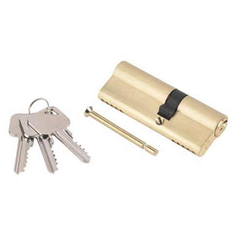 Smith & Locke 85mm Double Cylinder Lock