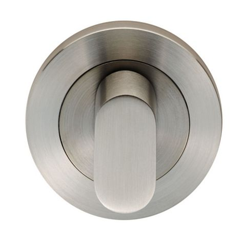 Eurospec Satin Bathroom Thumbturn