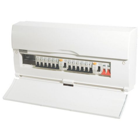 BG 16-Way Consumer Unit