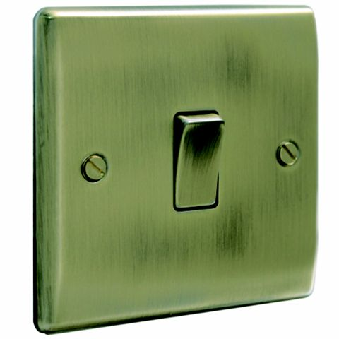 British General 1-Gang 10AX Intermediate Switch