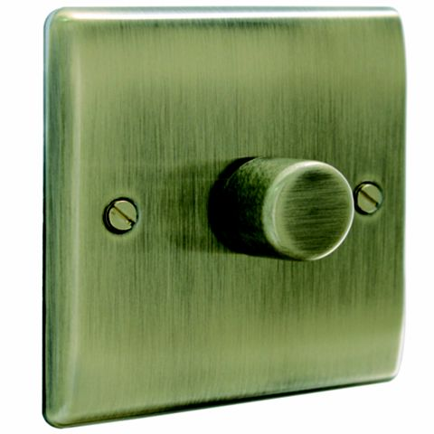 British General 1-Gang 2-Way Dimmer Switch