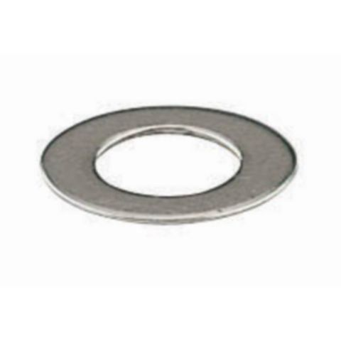 M6 A2 Stainless Steel Flat Washers, Pack of 100