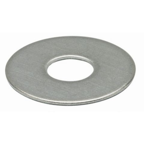 M10 A2 Stainless Steel Penny Washers, Pack of 10