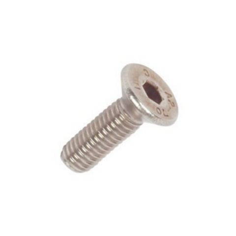 A2 Stainless Steel Socket Countersunk Screw (L)16mm, Pack of 50