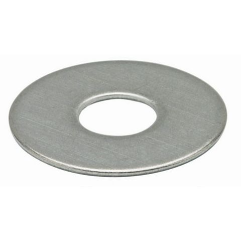 M6 A2 Stainless Steel Penny Washers, Pack of 10